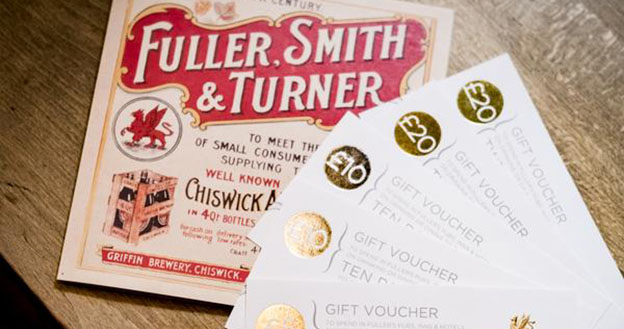 Shop Fuller's Griffin Brewery online